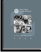 Informe Social Colombo Americano 2006