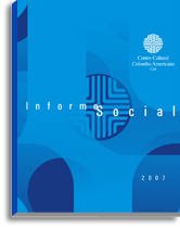 Informe Social Colombo Americano 2007