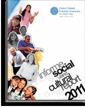Informe Social Colombo Americano 2011