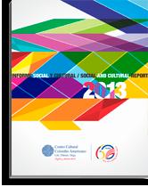 Informe Social Colombo Americano 2013