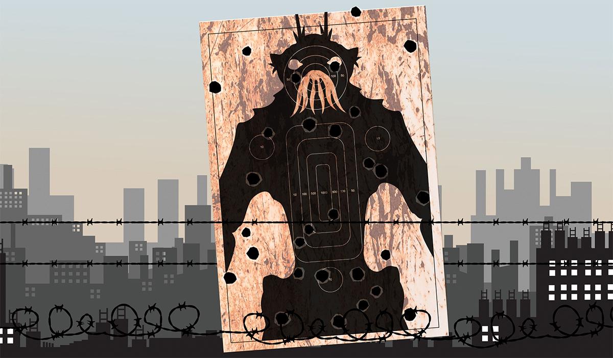 District 9 presentada por Juan Manuel Saavedra