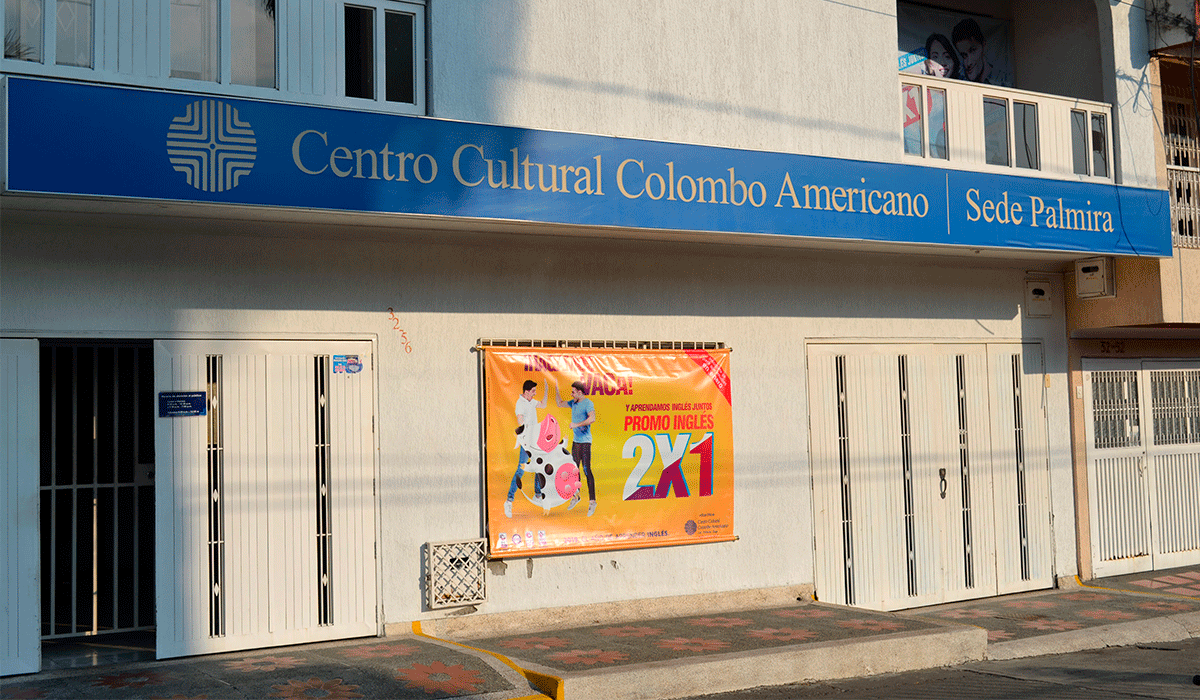Sede en Palmira del Colombo Americano