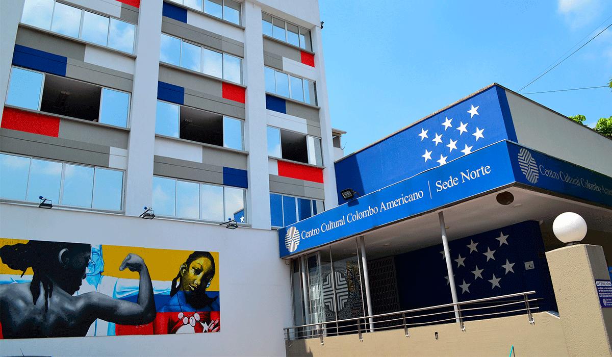 Sede Norte del Centro Cultural Colombo Americano