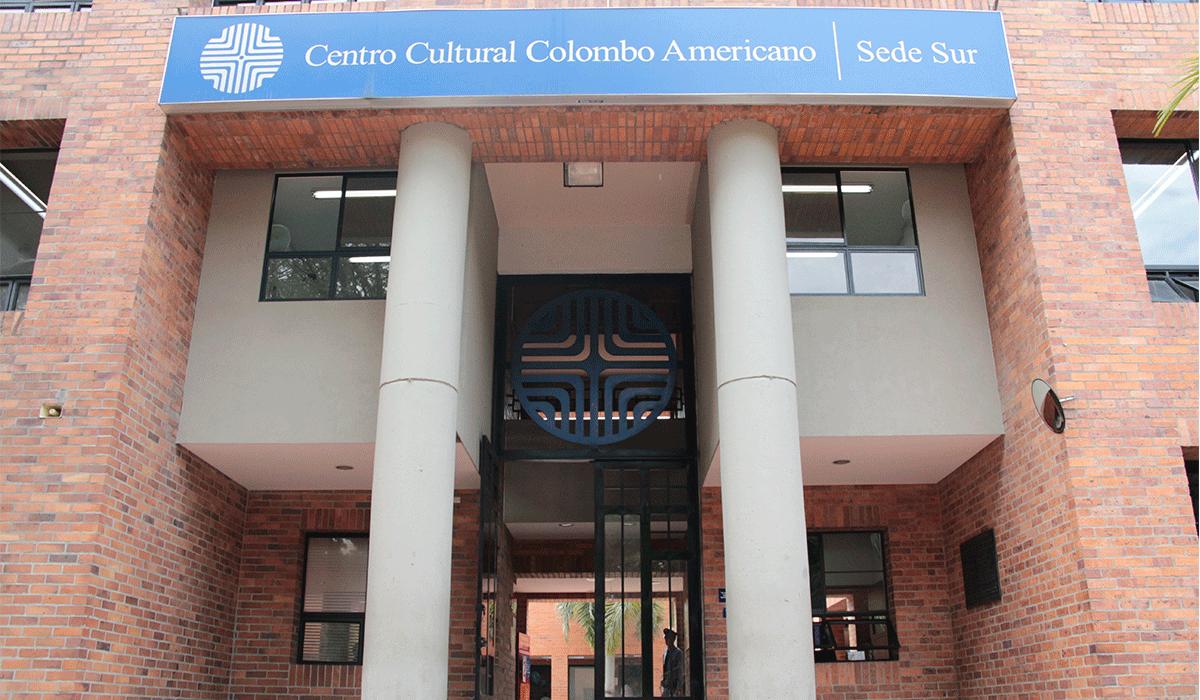 Sede sur del centro cultural colombo americano en Cali