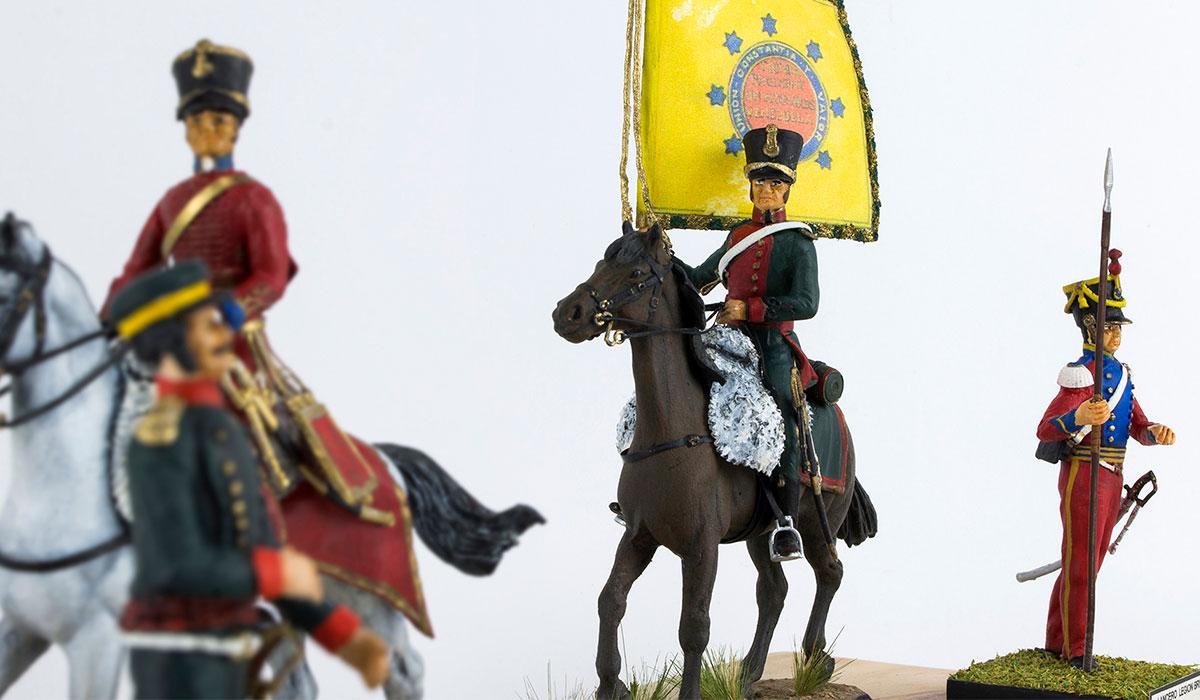 Grandes hechos, pequeños objetos: Bicentenario de la Batalla de Boyacá