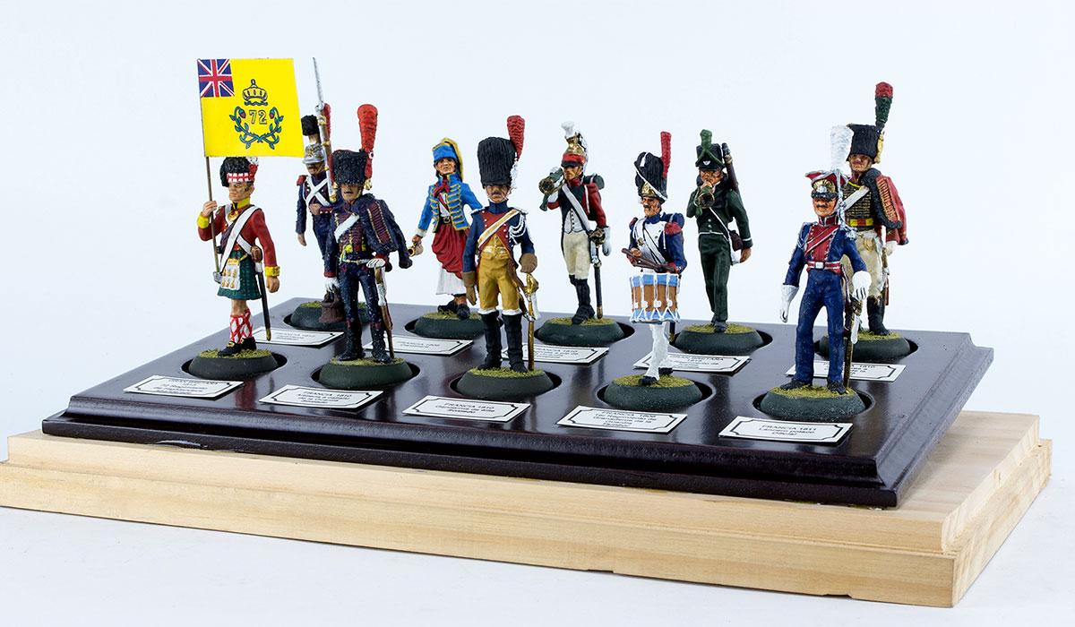 Taller de Miniaturismo Militar e impresión 3D