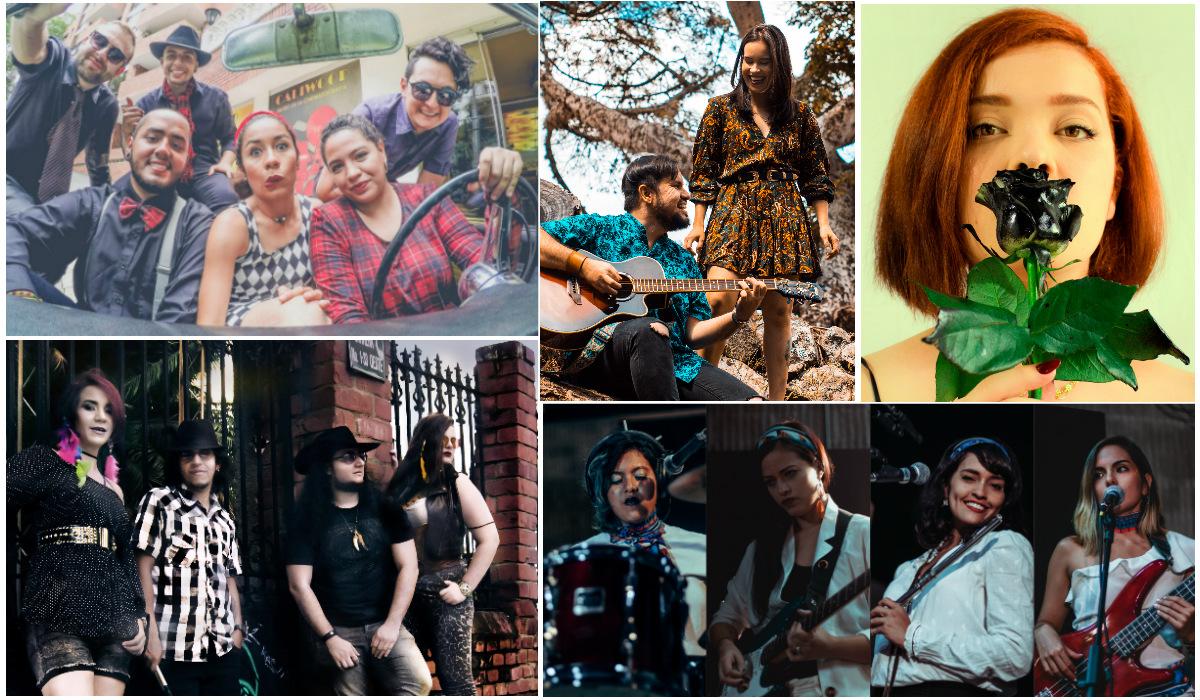 Concierto: Mujeres del Blues, Rock y Folk