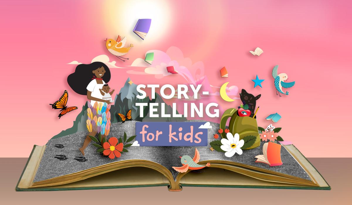 Storytelling for kids: Dreamers