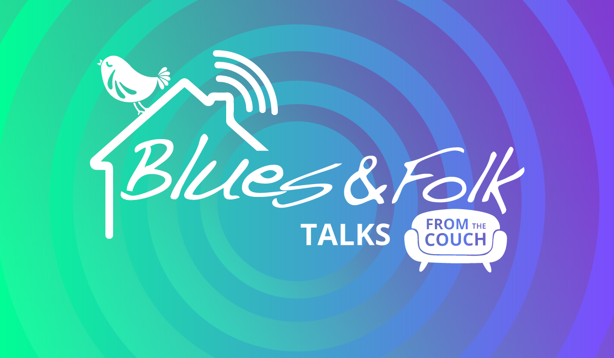 Blues & Folk Talks From the Couch: Jorge Vanegas & The Blue Turtles
