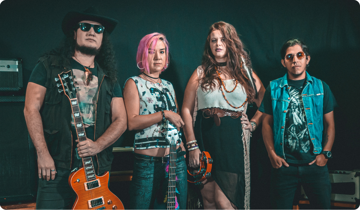Concierto: Honey Ash Walkers